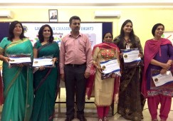 Lions Club Chandigarh celebrated Teacher Day