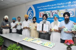 "Verka launches milk with ""Quality Mark"""