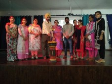 Orientation Ceremony of B.Ed. Batch 2017-19 held at International Divine College of Education, Ratwara Sahib