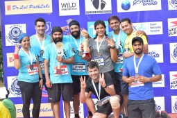 2000 persons run to 'Say No to Drugs' in 'Punjab Half Marathon-2017'on Sunday