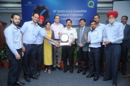 Swaraj Engines Ltd wins CII 30th Quality Circle Preliminary Competition
