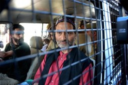 Yasin Malik arrested in Srinagar