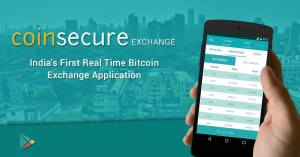 Coinsecure Positions Itself As India's Main Cryptocurrency Wallet