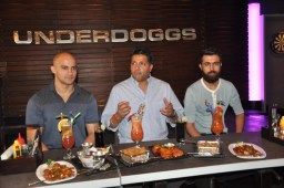 The famous Underdoggs Sports Bar & Grill opens in an all new avatar- Underdoggs Brewery & Kitchen