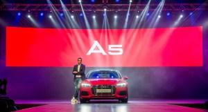 Audi unleashes the #A5BratPack in India