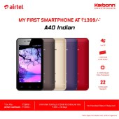 Airtel partners with device manufacturers to offer 4G smartphones for the price of a feature phone