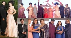 Starry Wedding Mantra awards night with Juhi Chawla