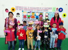 Childrens' Day celebrated at SMD School