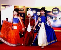 Children's Day Fashion Walk by Little Icons in association with HDFC