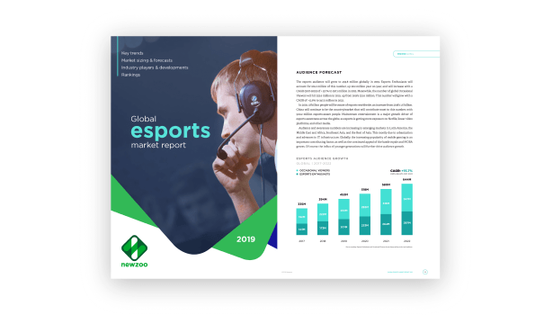 Newzoo: Esports Market Report 2019 Launch Article