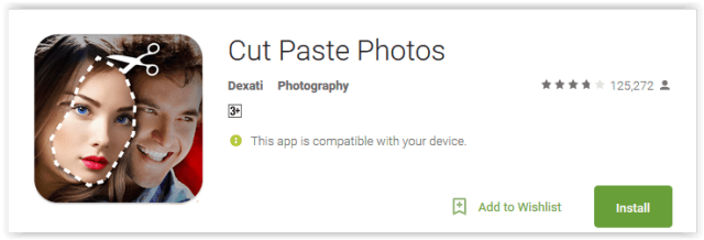 Cut Paste Photos