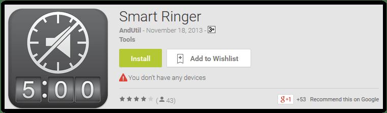 Smart Ringer