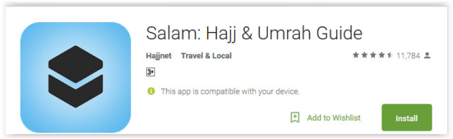 Salam: Hajj & Umrah Guide
