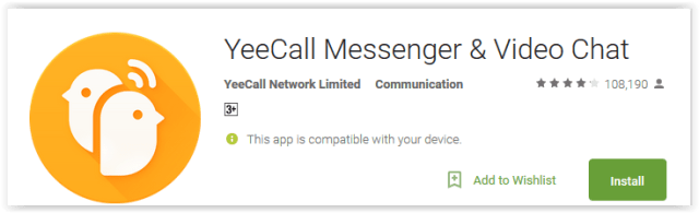yeecall-messenger-video-chat