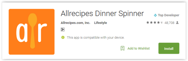 allrecipes-dinner-spinner