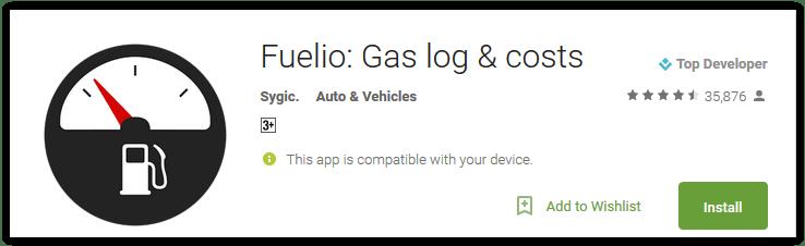 fuelio-gas-log-costs