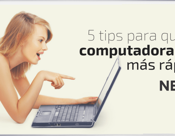5 tips para una computadora más rapida
