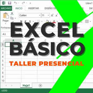 ✅ Excel Básico PRESENCIAL