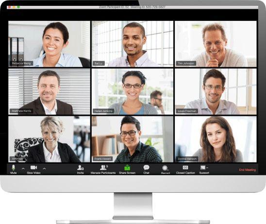 fondo virtual videoconferencia