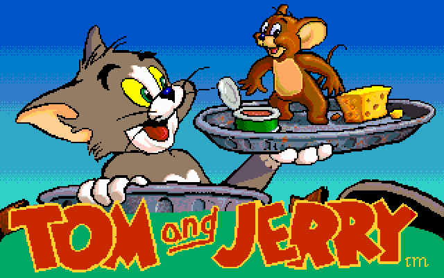 Online Tom and Jerry Wallpaper