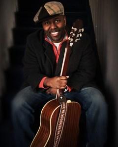 Jeiris Cook musician acoustic guitar singer vocalist