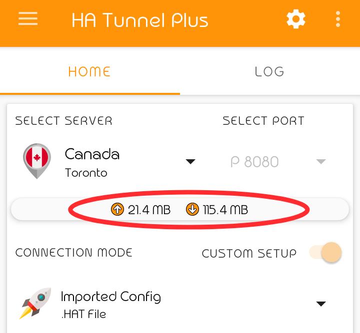 Ha tunnel plus 9mobile 150mb free data
