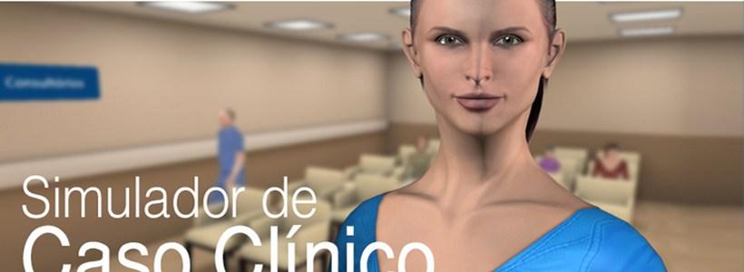 Simulador de Realidade Virtual de Caso Clínico – Hospital Albert Einstein