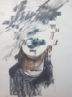 Algunas propuestas en dibujo del Proceso de Kafka por el artista y profesor Manuel Zumbado