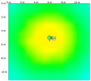 ANT2524DB-R On Table Heatmap