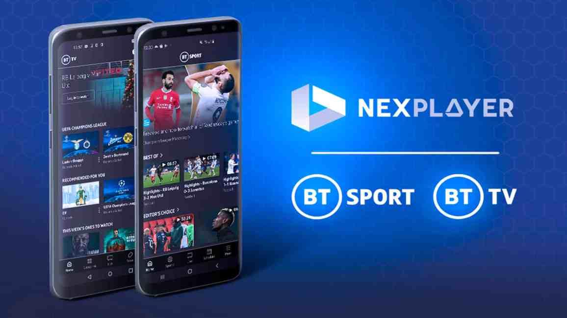 BT Sport NexPlayer