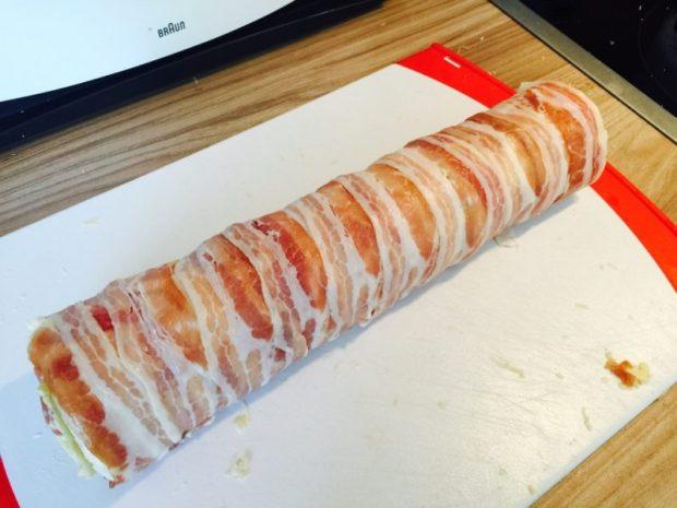 Ersatz Bacon ist das beste was es gibt