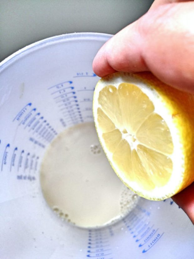 Remoulade mit Zitrone