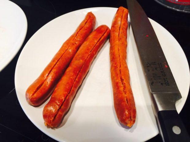Roulade Rezept mit Schweinefleisch gefüllt