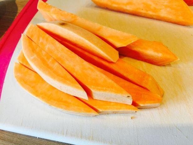Pommes Frites selber machen Rezept