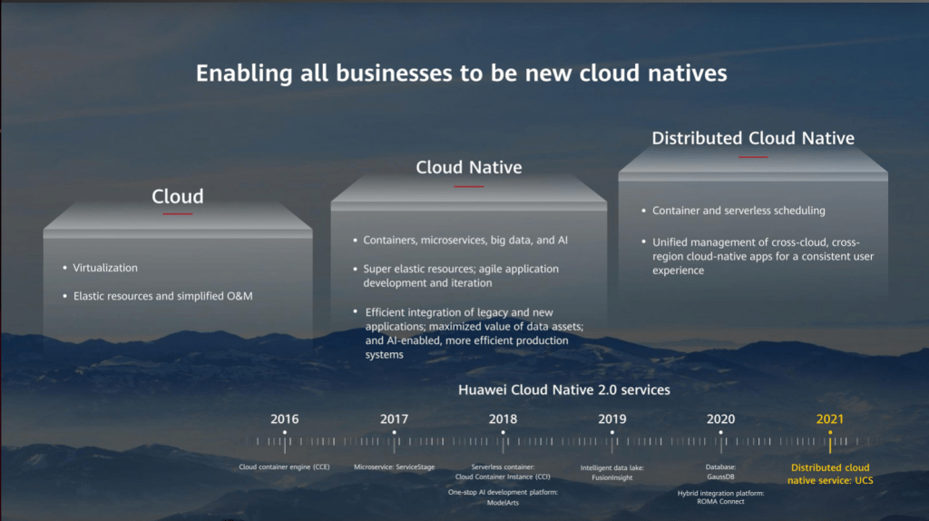 Distributed Cloud Native