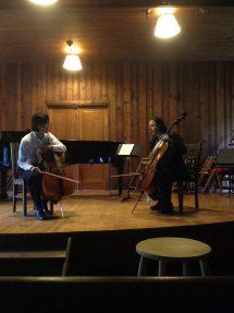 So and Matt Haimovitz Discuss Bach