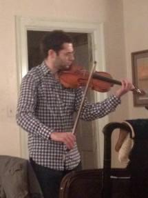 Jason Plays Brahms