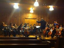 In Rehearsal with Matt Haimovitz