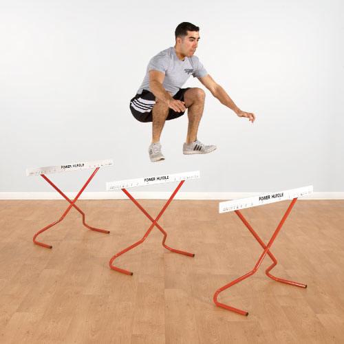 power plyo hurdle