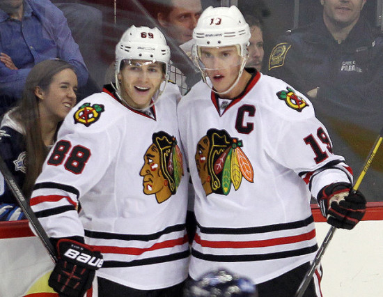 3 Cups in 6 years... You want to keep these guys healthy