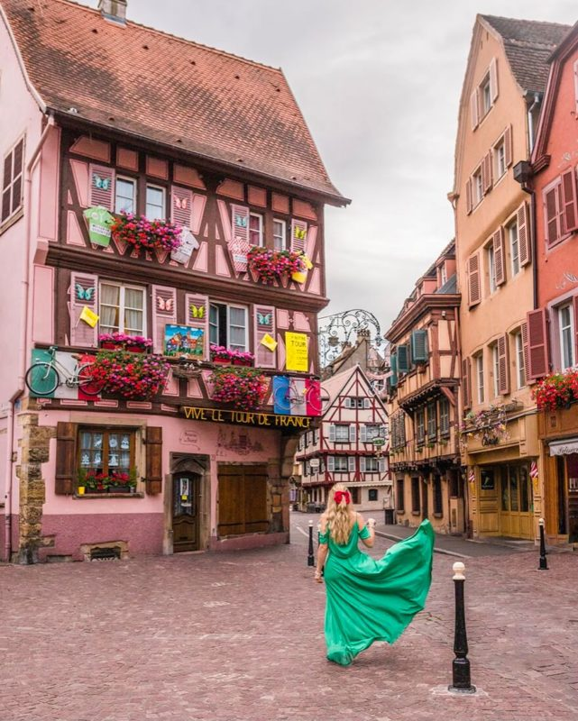 10 Instagrammable spots in France - NEXT TRAVEL