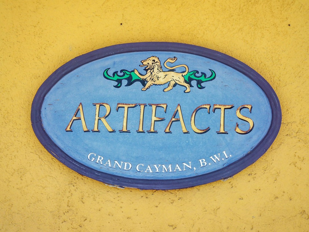 antique shop in Grand Cayman