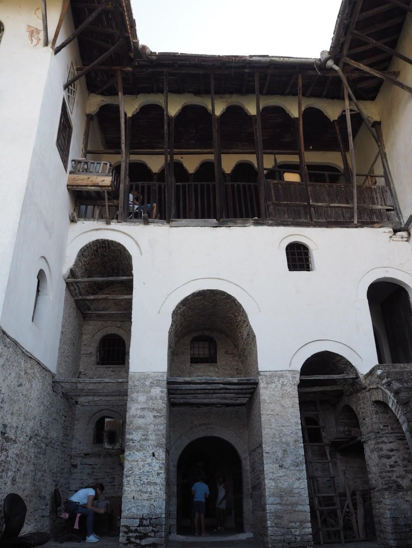 The Zekate House is a must-see in Gjirokastër
