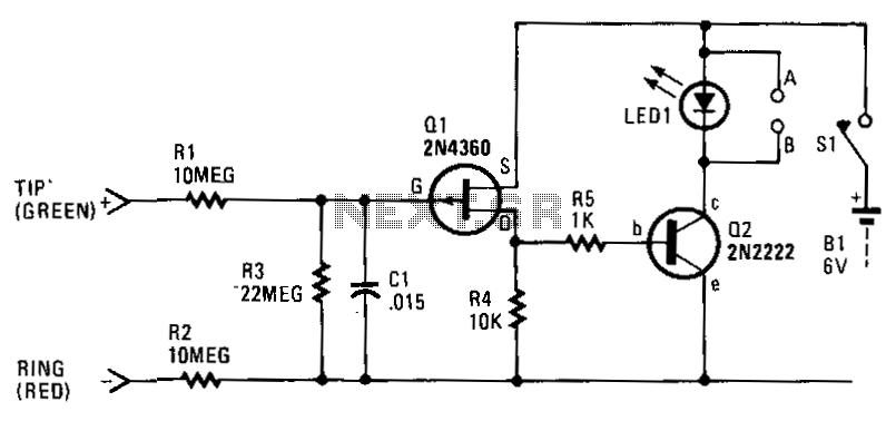 Telephone Circuit : Telephone Circuits :: Next.gr