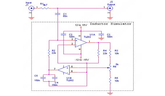 Hum Filter Remove AC Line Noise Pre Amp Circuit For Hi-Fi