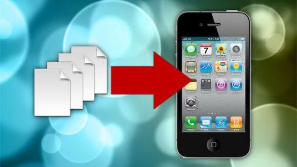 Как перенести контакты на iPhone без iTunes
