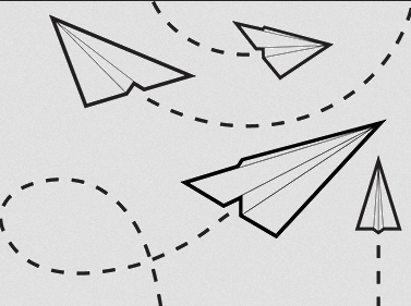 Research on paper airplanes. Background research on paper