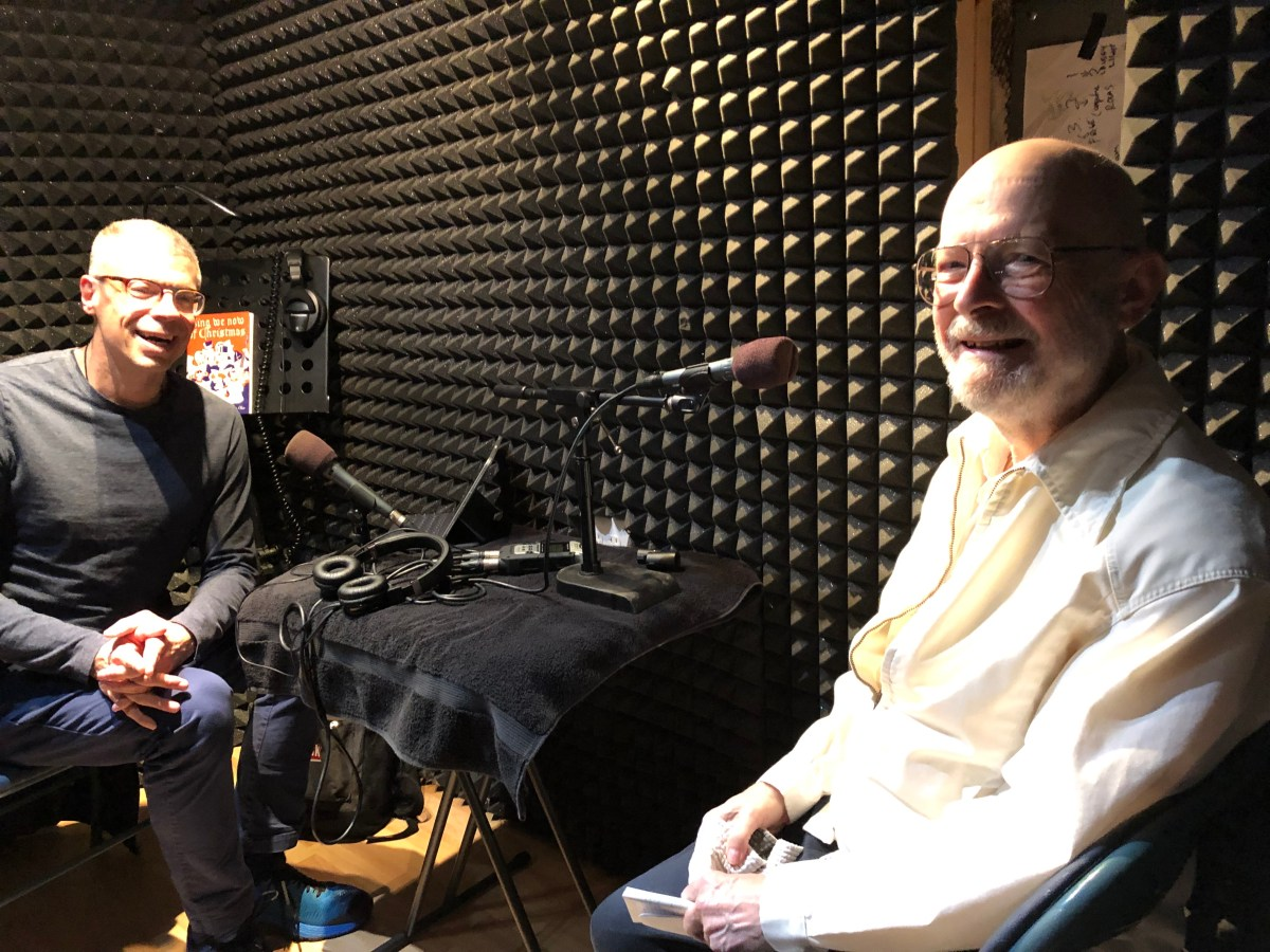 Episode 3.01 GETTING SINGULAR with Vernor Vinge