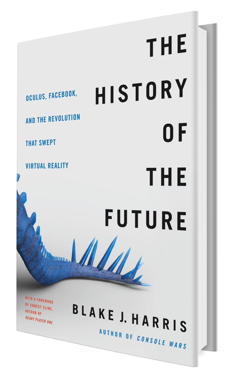 Episode 3.08 The History of the Future with Blake Harris