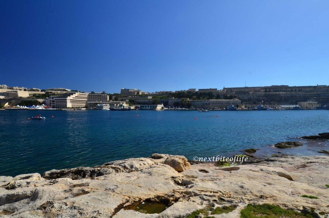 It's a beautiful day in my malta neighborhood sea view